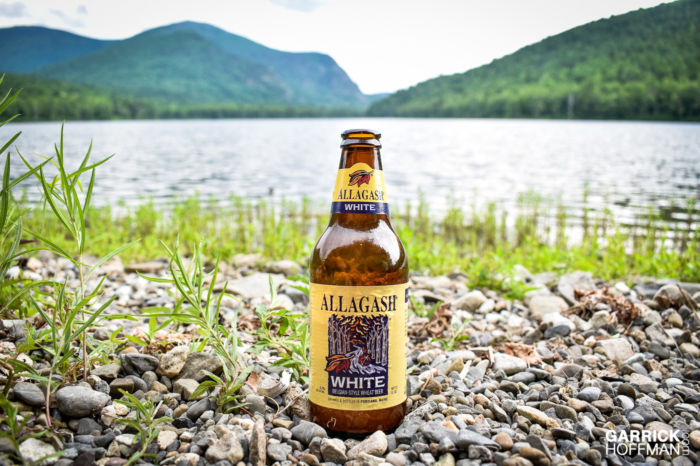 Allagash Brewing Company Beer by Garrick Hoffman Photography