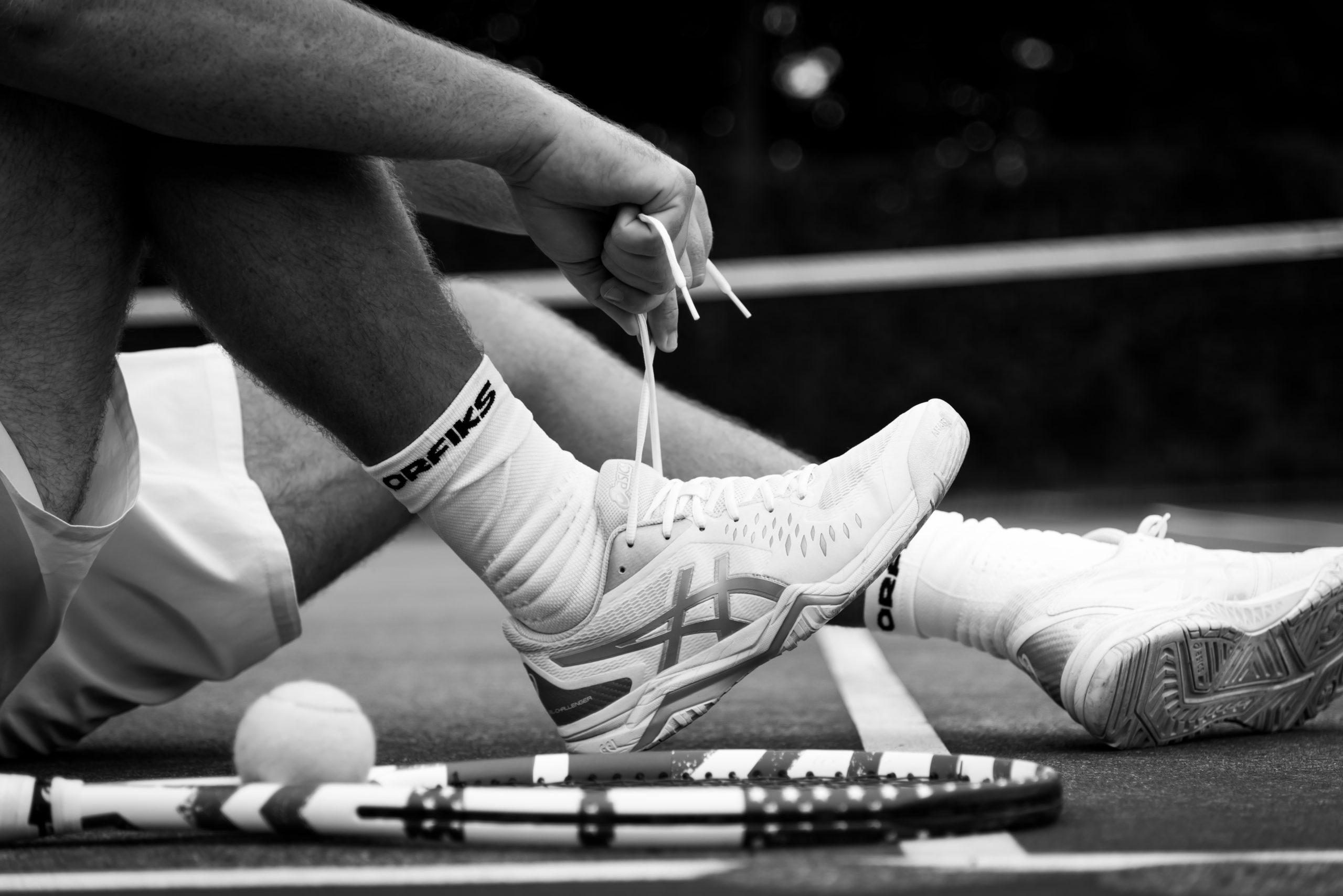 Orfiks Socks, Product Photo, by Garrick Hoffman Photography