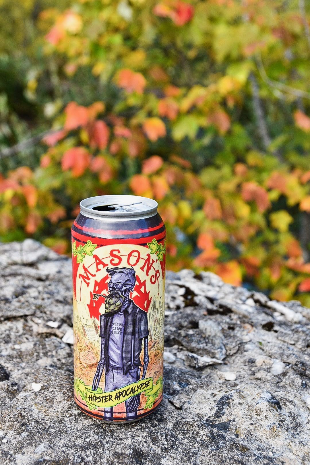 Mason Brewing Company, Portfolio Photo, by Garrick Hoffman Photography