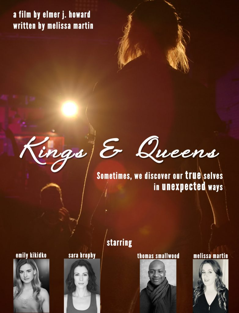 Kings and Queens Poster by Garrick Hoffman