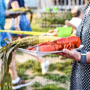 Maine Lobster Dinner, Stock Photo, by Garrick Hoffman Photography