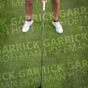 Golfer With Driver, Stock Photo, by Garrick Hoffman Photography